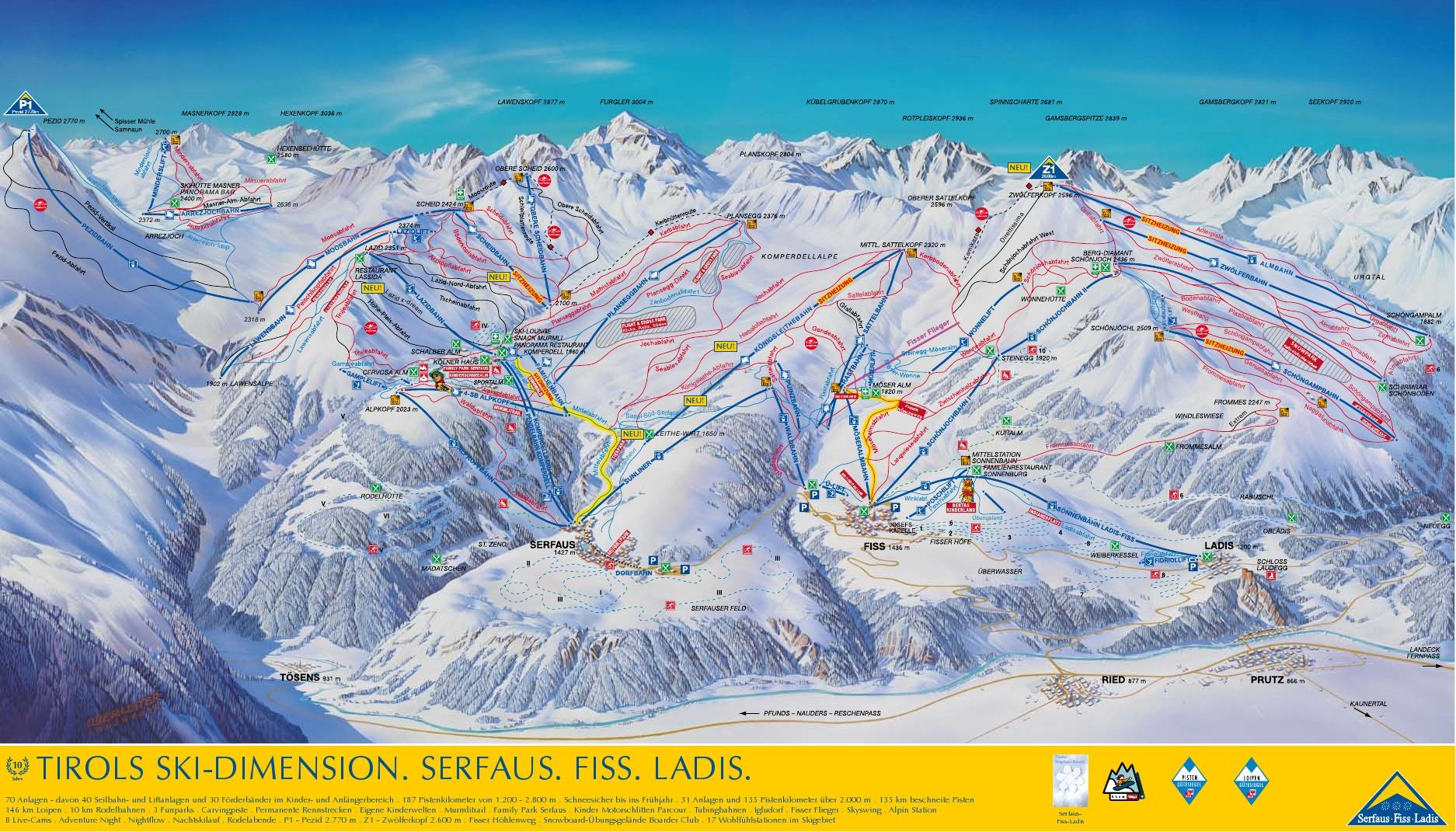 gratis kontakt Ski